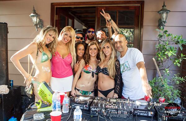 Pool Party DJ Ruff